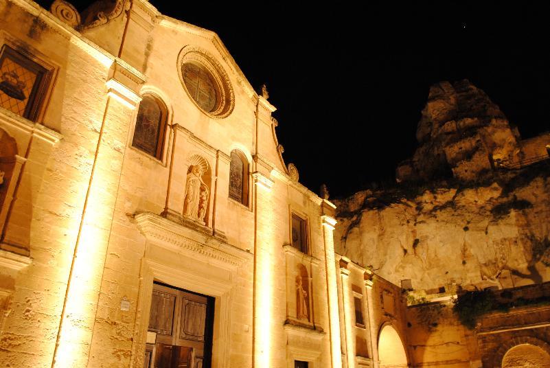 Chiesa di San Pietro Caveoso - Sassi di Matera (foto SassiLand)