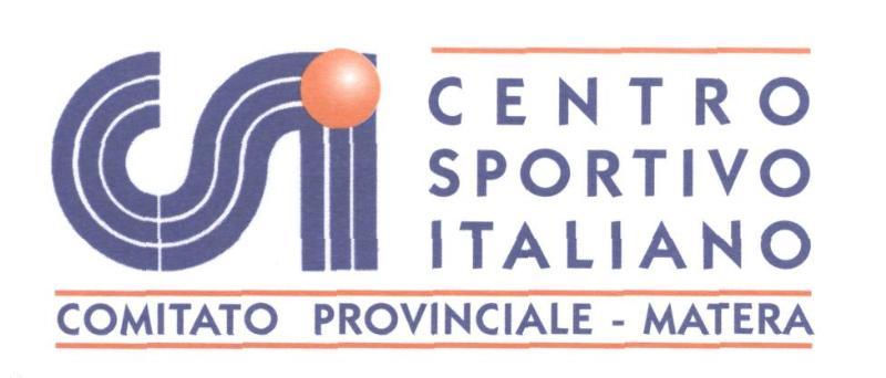 CSI - Centro Sportivo Italiano
