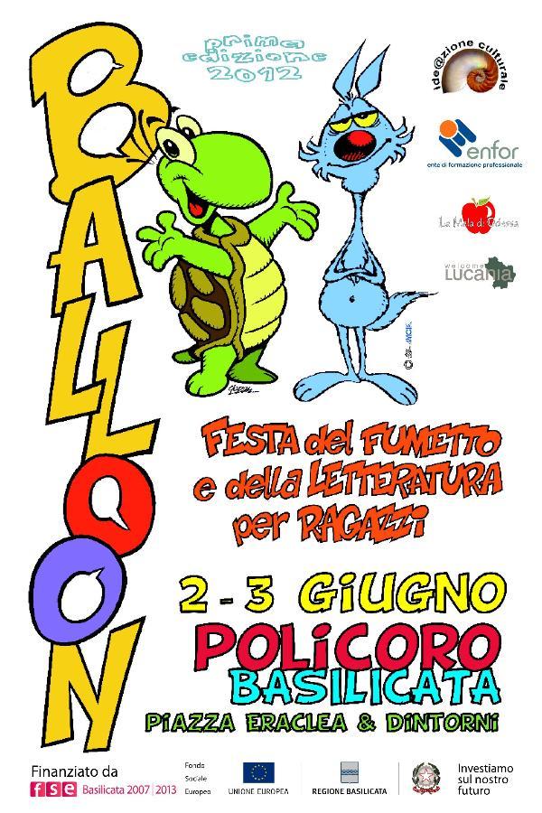 Festa del Fumetto e della Letteratura per Ragazzi