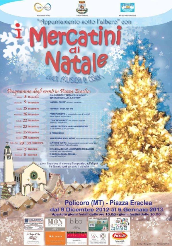 I Mercatini di Natale 2012