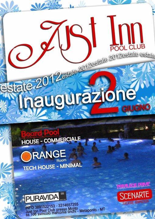 Inaugurazione Estate 2012 - 2 giugno 2012