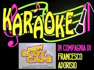 karaoke al New Slot Cafè
