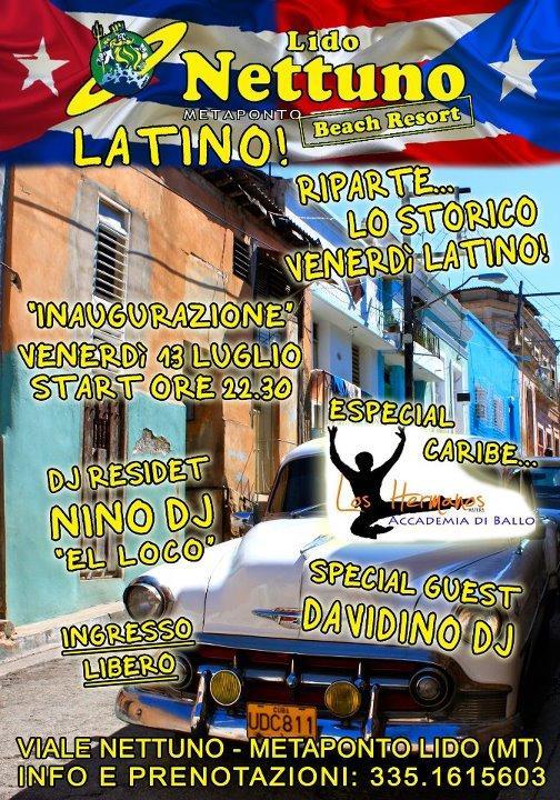 Lido Nettuno Latino!