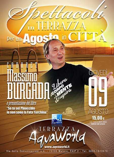 Massimo Burgada - 9 agosto 2012