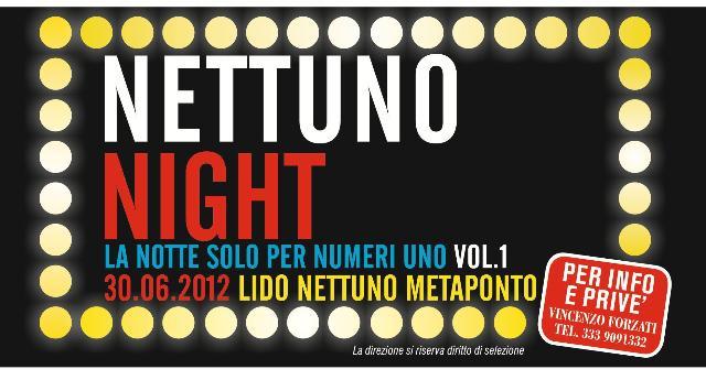 NETTUNO NIGHT
