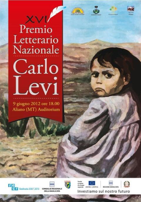 Premio Letterario Nazionale Carlo Levi - 9 giugno 2012