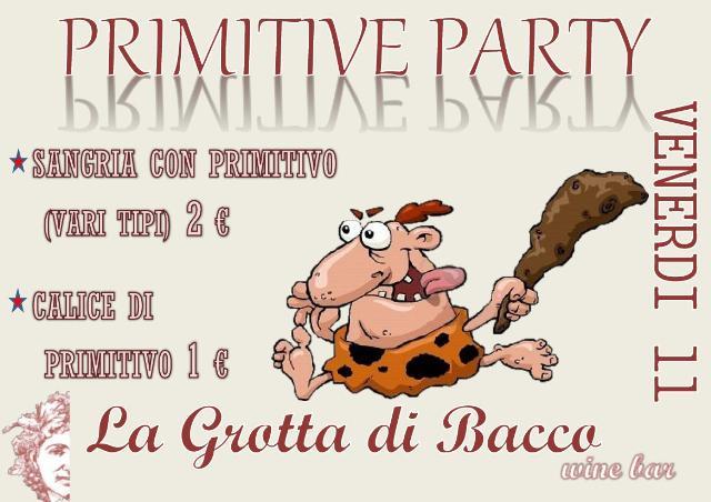 PRIMITIVE PARTY - 11 maggio 2012
