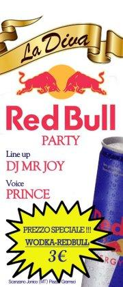 RED BULL Party - 30 marzo 2012