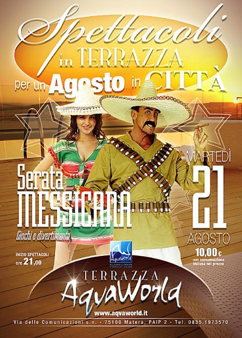 Serata Messicana - 21 agosto 2012