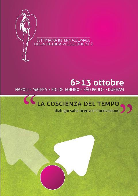 Settimana Internazionale della Ricerca 2012