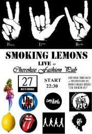 Smoking Lemons Live - 27 dicembre 2012