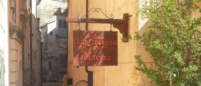 Taverna La Focagna - Matera