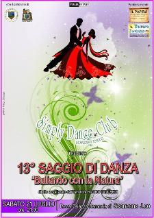 13° SAGGIO DI DANZA - 21 luglio 2012 - Matera
