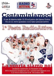 1° Festa RadioAttiva - 13 gennaio 2012 - Matera