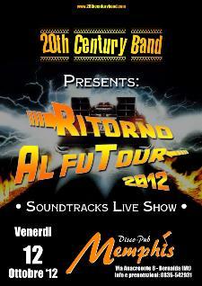 20th Century Band - 12 ottobre 2012 - Matera