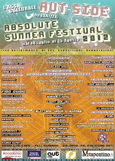 Absolute Summer Festival 2012  - Matera