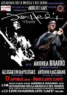ANDREA BRAIDO - 17 aprile 2012 - Matera