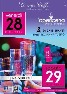 AperiCena Musicale - 28 e 29 dicembre 2012 - Matera
