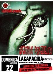 APERITIVO PSIKEDELICO - 22 luglio 2012 - Matera