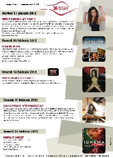 Appuntamenti del Cinetix - Matera