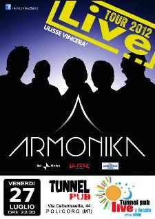 Armonika live - 27 luglio 2012 - Matera