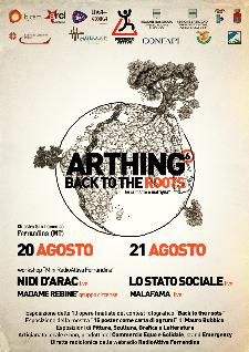 Arthing VI - Back to the roots: terra madre o matrigna?  - Matera