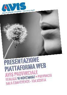 AVIS Provinciale di Matera sul web  - Matera