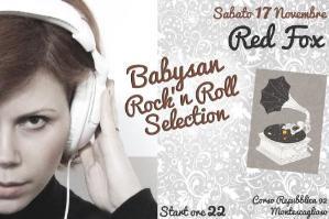 Babysan Rock'n Roll Selecta - 17 novembre 2012 - Matera