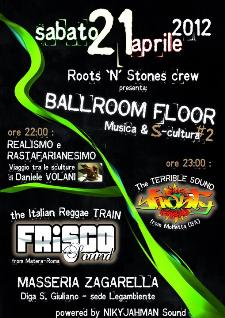 Ballroom Floor - 21 aprile 2012 - Matera