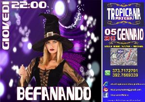 BEFANANDO - 5 gennaio 2012 - Matera