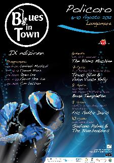 Blues in Town 2012  - Matera