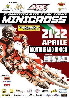 CAMPIONATO ITALIANO DI MINICROSS - 21 e 22 aprile 2012 - Matera