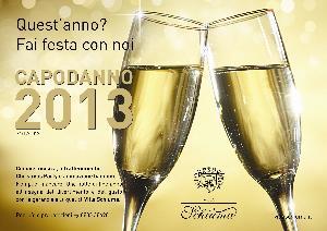 Capodanno 2013 a Villa Schiuma  - Matera