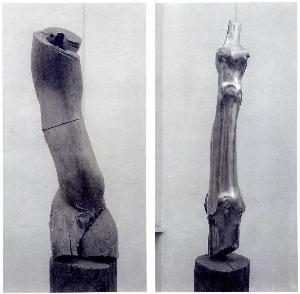 Carlo Mattioli - Nudo 1976 - Matera