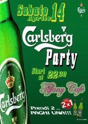 CARLSBERG PARTY - 14 aprile 2012 - Matera