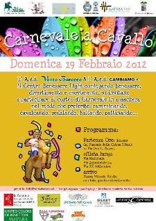 Carnevale a Cavallo 2012 - Matera