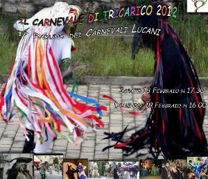 CARNEVALE DI TRICARICO 2012  - Matera