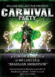 CARNIVAL PARTY  - Matera