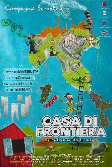 CASA DI FRONTIERA - Matera
