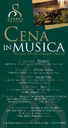 Cena in Musica 2012  - Matera