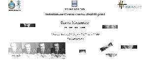 Cerimonia di intitolazione Centro disabili gravi a Rocco Mazzarone - 6 luglio 2012 - Matera