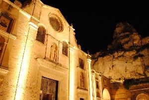 Chiesa di San Pietro Caveoso - Sassi di Matera (foto SassiLand) - Matera
