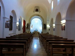Chiesa S.S. Crocefisso di Miglionico - Matera