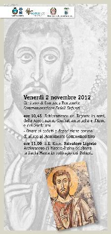 Commemorazione dei defunti - 2 novembre 2012 - Matera
