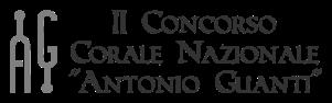 """Concorso Corale Nazionale """"Antonio Guanti""""  - Matera"""