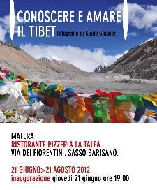 Conoscere e amare il Tibet  - Matera