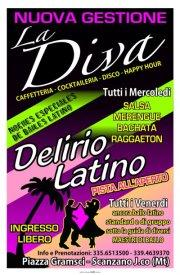 DELIRIO LATINO - 10 agosto 2012 - Matera