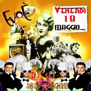 DJ SET Mr. ROBY CAGGIANO - 18 maggio 2012 - Matera