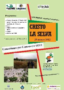 Escursione a Cristo la Selva  - Matera
