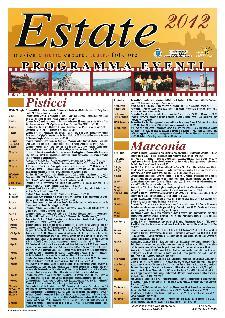 Estate 2012 a Pisticci e Marconia - Matera
